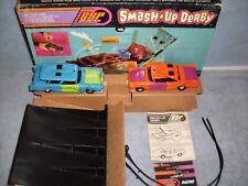 1971 Kenner SSP Smash Up Derby 1st Edition Set Complete In Box HTF