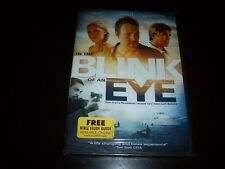 In the Blink of an Eye (DVD, 2009) David White Eric Roberts NEW
