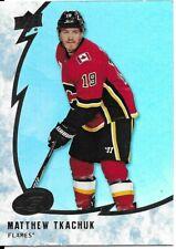 19-20 2019-20 UD Ice Matthew Tkachuk #6-Flames