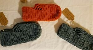 Slippers Handcrafted Crochet Sunday Ballet Style New House Shoes