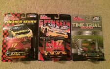 #17 MATT KENSETH DEWALT 2000 1/64 LOT TIME TRIAL 24 VOLT BRISTOL NIGHT