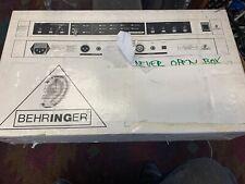 Behringer SRC2000 Ultramatch brand new
