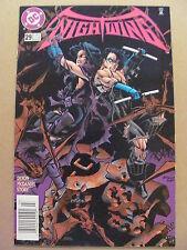 Nightwing #29 DC Comics 1996 Series Newsstand Edition 9.6 Near Mint+