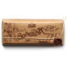1 kg chocolate Spartak Bitter-Elite 72%