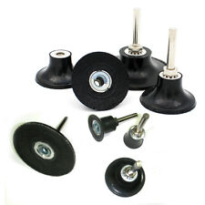3 inch 75mm Back-up Pad for Roloc Sanding Disc Air Grinder 6mm Adapter Thread