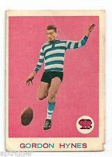 1964 Scanlens (6) Gordon HYNES Geelong