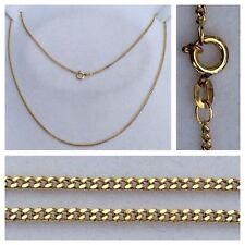 Collar 333 Cadena de Oro Joya De Oro Collar de oro cadena de Oro 45cm