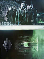 MAE The Everglow Special Edition PROMO Two Sided Poster DAVE ELKINS Zach Gehring