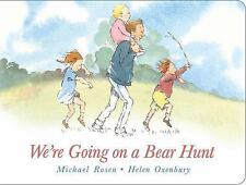 We're Going on a Bear Hunt : Lap Edition (2014, Board Book)