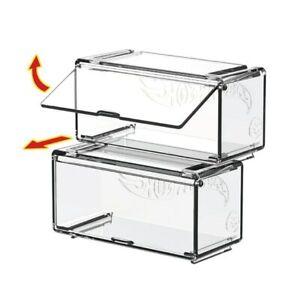 1x Hot wheels Matchbox Acrylic combined storage display box