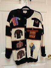 Vintage 1993 Susan Bristol Ugly Christmas Sweater
