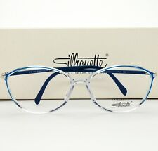Silhouette Eyeglasses Frame 3502 00 6071 53-14-125 without case