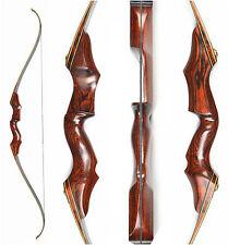 AF Takedown Black Wooden  Arrow Sport for Crossbow Hunting Slingshot Longbow