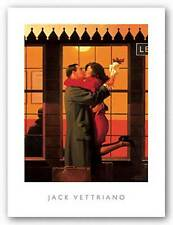 RETRO ART PRINT Dance Me to the End by Jack Vettriano 32x24