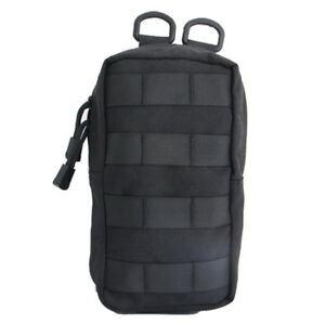 Molle Pouch Compact Utility Edc 600D Gadget Tactical Hanging Waist Bag Gear Tool