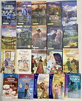 Lot of 20 RANDOMLY SELECTED Love Inspired, Heartsong Inspirational Romance Books