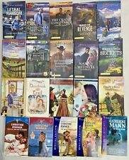 Lot of 20 RANDOM Love Inspired/Silhouette/Heartsong Inspirational Romance Books