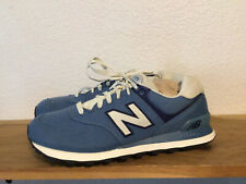 Men's NEW BALANCE 574 Rugby Canvas Pack Blue Off White Sz 10 Ml57474RUC 990 993