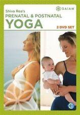 Shiva Rea S Prenatal and Postnatal Yoga 5021123143547 DVD Region 2