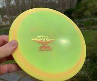PFN Starfire Patent #'s (One of a Kind) Swirly Disc Golf Innova Frisbee PDGA