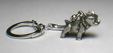 MACK Truck Mfg Co bulldog hood ornament logo keychain, key-chain/ring