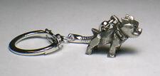MACK Truck Mfg Co bulldog hood ornament logo keychain, key-chain/ring