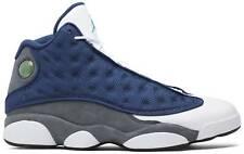 Nike Air Jordan 13 Retro 'Flint' 2020 Navy White Grey Authentic Mens New
