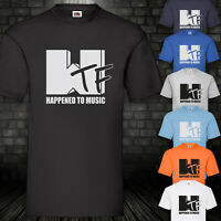 What the Fuck Happened to Music Shirt Musik DJ Deejay Funshirt Hiphop Kult S-5XL