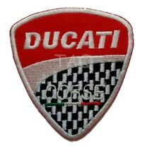 Ducati Corse Racing Biker Jacket,EMBROIDERED Iron on/Sew on PATCH/Badge