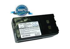 Batterie 6.0 V pour Sony ccd-tr101, CCD-TR330E, ccd-trv60, CCD-TR707, ccd-tr590e