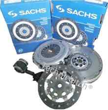 FORD FOCUS II HATCHBACK 1.8 TDCI CLUTCH KIT, CSC AND SACHS DUAL MASS FLYWHEEL