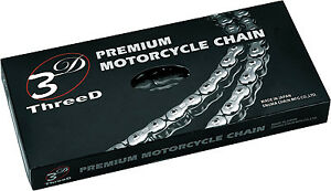 EK 2011-2012 HUSQVARNA TXC 511 3D MXR CHAIN 520X120 (CHROME/NICKEL) 520MXR/3D/C-