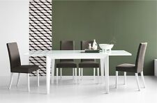 Calligaris Connubia Dining Table Abaco 4758-V 210 cm white Dinnertable kitchen