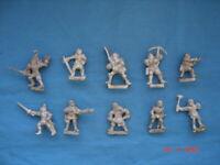 Auswählen aus Rittern, Fighter, Marauder  -Zinn- Citadel/GW sehr alt- je 1Figur