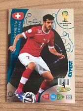 Adrenalyn XL Weltmeisterschaft 2014 Expert Karte Tranquillo Barnetta Schweiz
