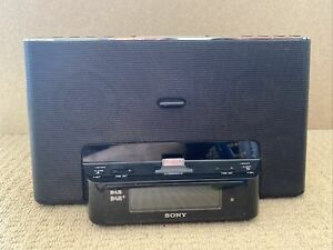 Sony XDR-DS16iP Digital Radio DAB/DAB+/FM iPod Dock Alarm Clock