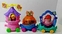 Disney Princess Parade Train 3 Floats Fisher Price Little People Cinderella