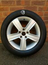 "1x VW Golf MK7 Match 16"" Dover 5 Spoke Alloy Wheel 205/55 R16 (#02)"