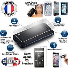 Protection d'Ecran en Verre Trempé Contre les Chocs pour Sony Xperia Z5 Premium