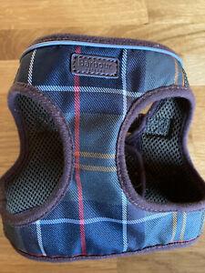 Barbour Classic Tartan Dog Harness (Small)