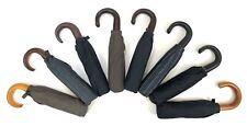 Men's Umbrella Imported Italian Handle Automatic Open NEW