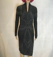 stretchy dress ALEXANDER MCQUEEN medium