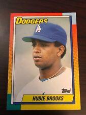 1990 Topps Traded Hubie Brooks Los Angeles Dodgers 14T