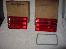 NOS Mopar 1966 Plymouth Belvedere I Tail Light Lenses
