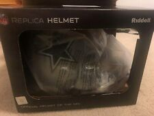 Tony Romo Signed Dallas Cowboys Riddell Helmet  with Certificate of Authenticity