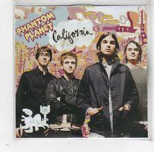 (FW275) Phantom Planet, California - DJ CD
