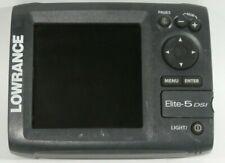 Lowrance Elite-5 Dsi Fishfinder Depth Finder