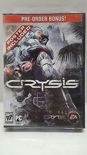 Crysis GameStop Pre-Order Bonus Poster Factory Sealed New