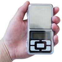 200g x 0.01g Digital Scale Jewelry Gold Herb Balance Weight Gram LCD