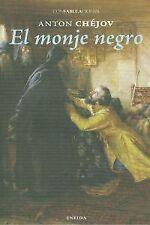 El monje negro. NUEVO. Nacional URGENTE/Internac. económico. NARRATIVA